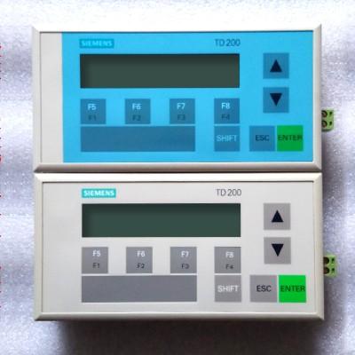 西门子文本显示器S7 TD200 6ES7 272-0AA30-0YA0 /A1 正品保证20