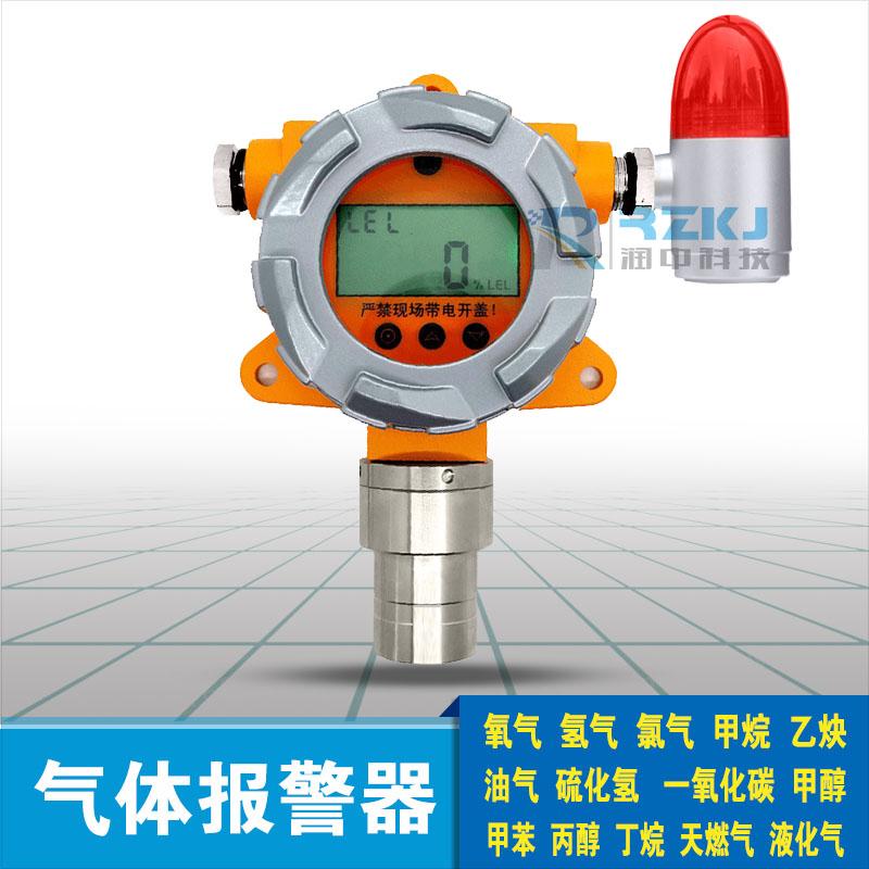 可燃气体报警器_气体检测仪