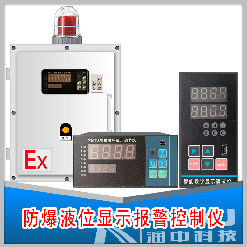 <b>防爆液位显示器_液位显示控制器</b>