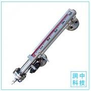采油系统中对于磁翻板液位计污水伴热系统的应用案例