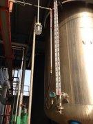 磁翻板液位计如何实现高低液位的报警