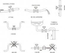 电磁流量计传感器的不当安装导致测量精度下降及解决方案