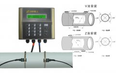 五个步骤轻松解决外夹式超声波流量计使用中信号太弱问题