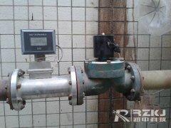 智能旋进旋涡流量计在天然气管道上的安装要求