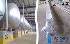 磁翻板液位计使污水处理厂的生产效率极大提高
