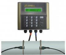 非满管状态下如何正确使用RZ-1158C外夹式超声波流量计