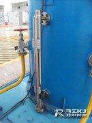 罐体尺寸的设计以及就地显示液位仪表的选择