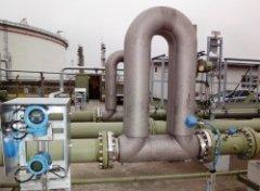 概况输油管道中的涡轮流量计的设计与应用