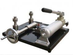 压力表校验器从今年开始将使用新版检测规范