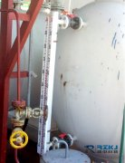 有效解决磁翻板液位计的法兰及阀门故障的方法