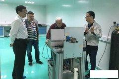 淮安省计量院热工所液位计检测装置技术填补国内空白