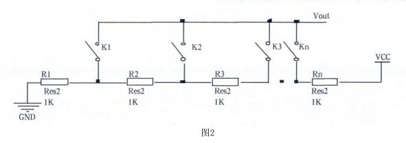 的传感器电路如图二