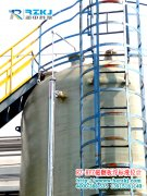 磁翻板液位计在液氨储罐的液位测量中的应用