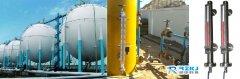 液化气球罐底分水罐采用RZ-UHZ磁翻板液位计测量液位的案例分析