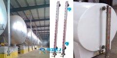 磁翻板液位计等液位仪表在石油磺酸盐罐区液位测量中的选型与应用