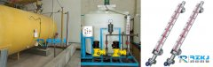磁翻板液位计在焦炉煤气净化系统中产生的故障分析与维护