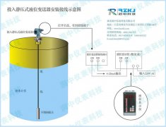 投入式液位变送器在海上平台的设计与应用
