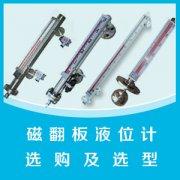 磁翻板液位计等四类液位测量仪表的产品结构及测量方式分析
