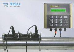 外夹时差式超声波流量计在能源检测中的选型及设计