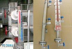 磁翻板液位计在测量与控制1024t/h锅炉连续排污扩容器水位中的应用