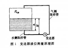 浅析液位变送器安装方式如何影响水位测童的精度