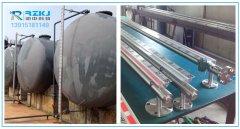 磁翻板液位计在海水制氯系统热控设备自动化控制中应用