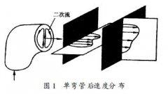 安装电磁流量计时如何减少弯管部件对于测量的影响