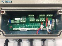 分体式电磁流量计的接线图及安装事项说明