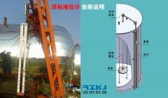 简述浮标液位计应用范围及工作情况说明