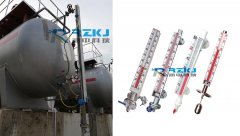 磁翻板液位计为什么会成为罐、槽、球形、塔等容器液位测控首选仪表