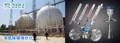 关于磁翻板液位计等液位仪表在液氨球罐测量中选型要求