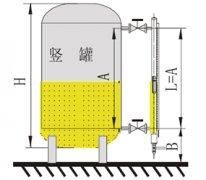 顶装磁翻板液位计与侧装磁翻板液位计安装时有哪些不同