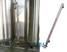 翻板液位计在进行污水罐测量时遇到的常见故障解决方法