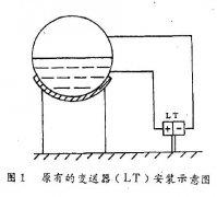 用于测量液氨液位的双法兰差压变送器装置的优化与改进