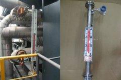 磁翻板液位计和磁致伸缩液位计工作原理和使用方法上的不同