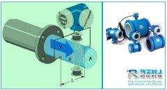 电磁流量计选型中如何针对不同的测量介质选择相关的零部件