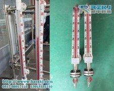 磁翻板液位计在油气站分离器发生浮子卡阻原因分析及解决