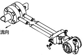 差压变送器现场压力连接图
