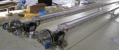 磁翻板液位计在低温介质及低温环境中的应用