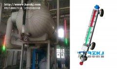 磁敏双色液位计与磁翻板液位计相比具有的相同点及优点